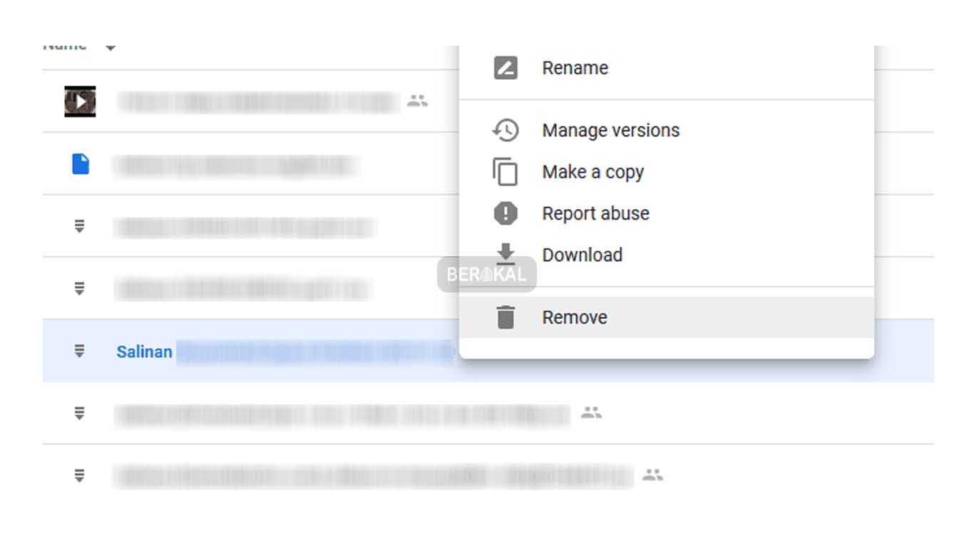 mengatasi gagal copy file