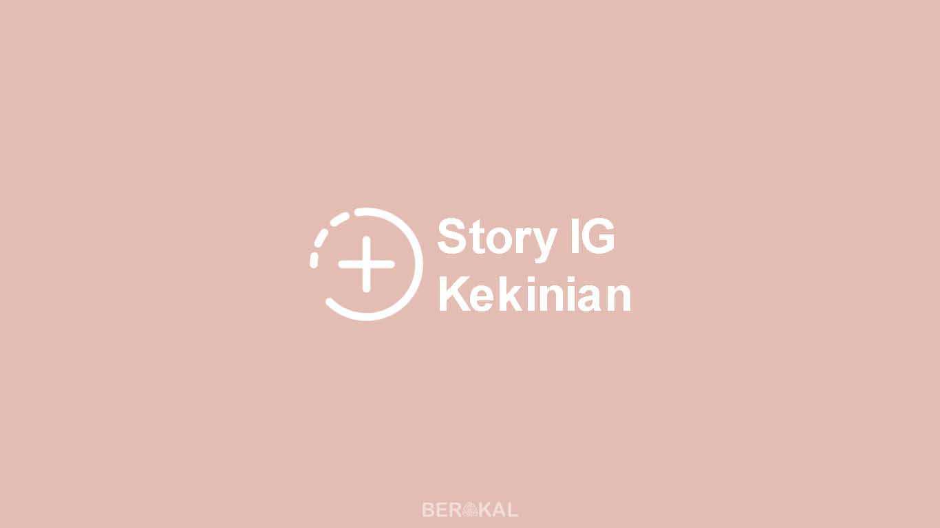 Aplikasi Story Instagram Kekinian