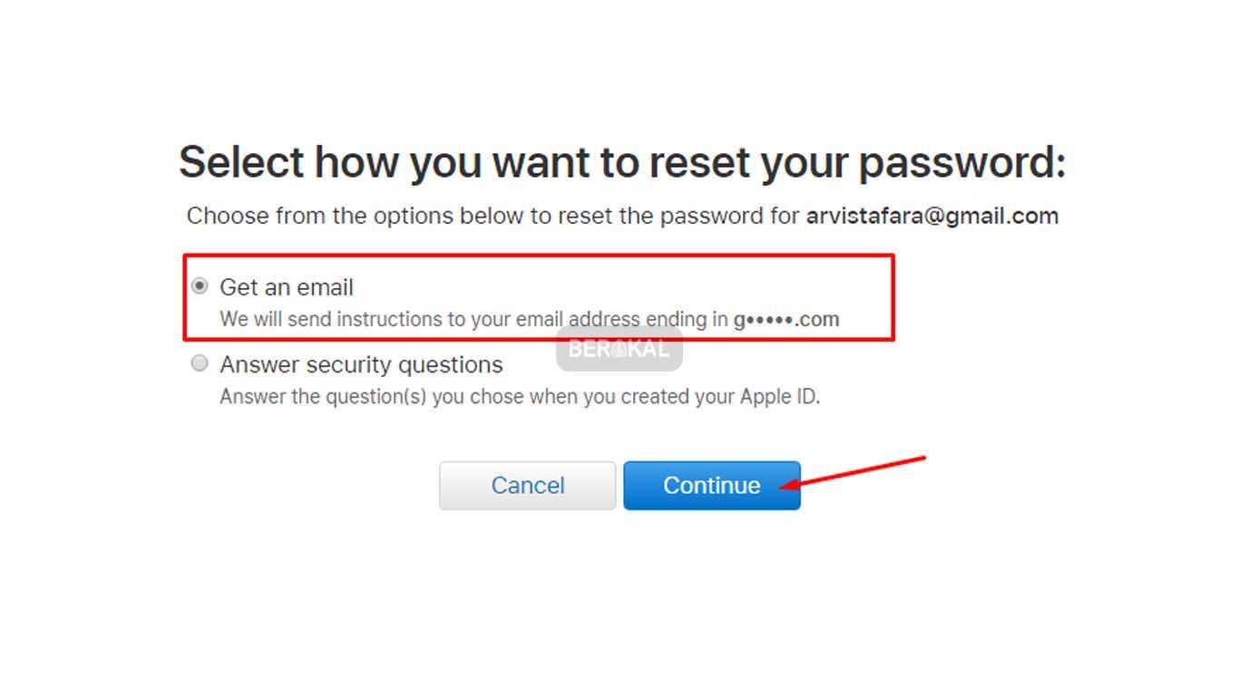 lupa password icloud iphone 6