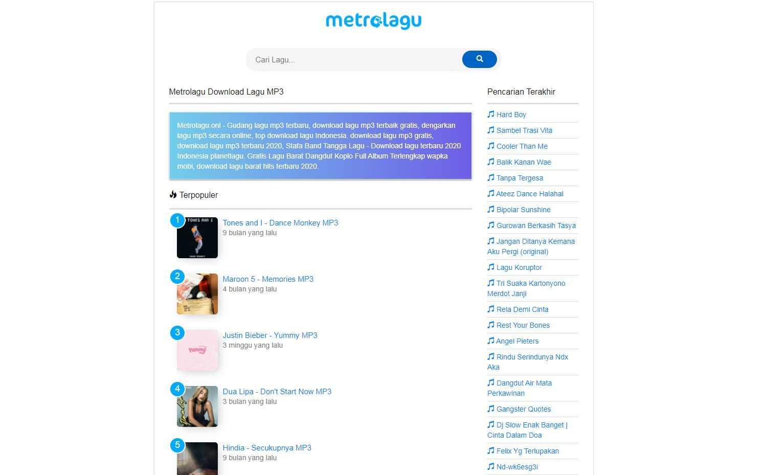 Download lagu Lagu Ncs Metrolagu ( MB) - Sony Mp3 music video search engine