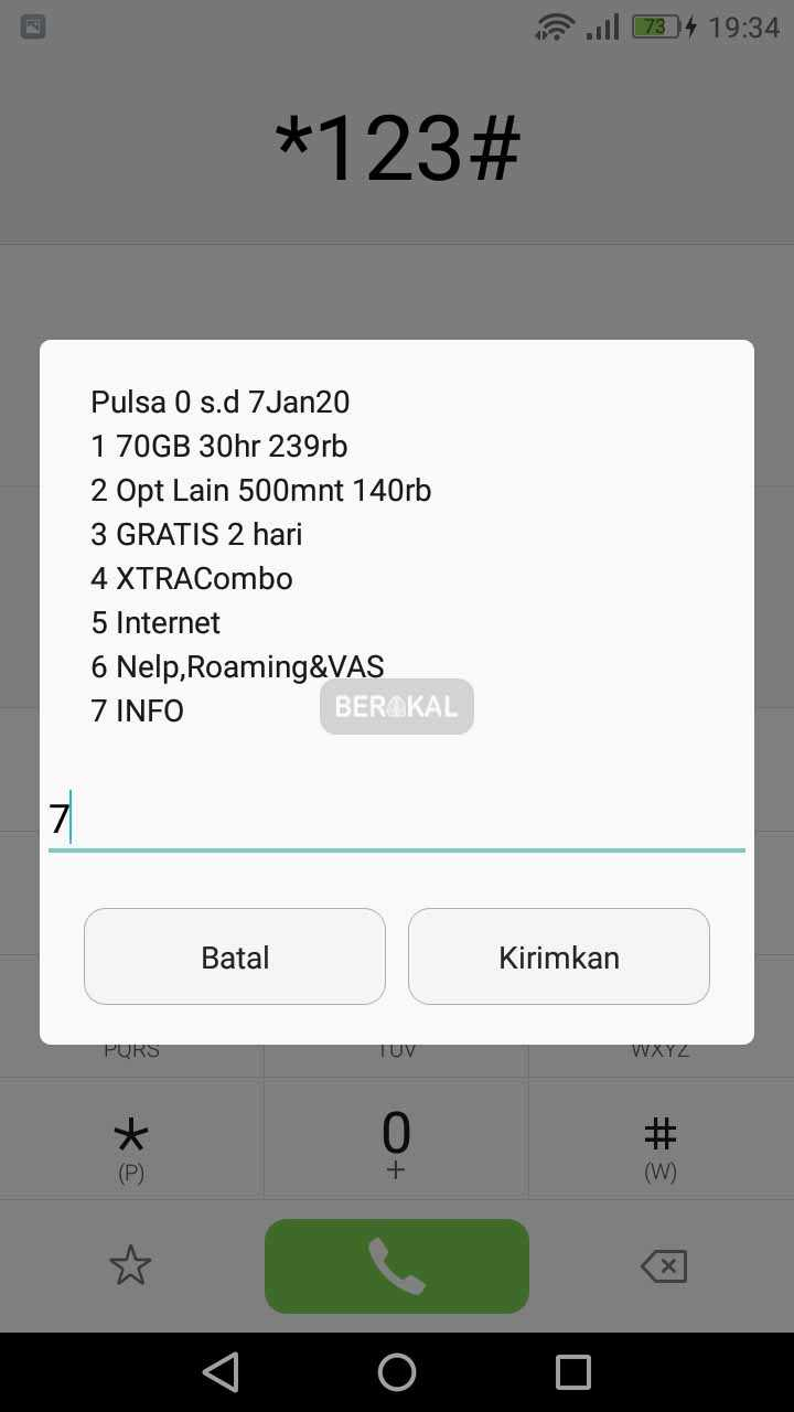 cara berhenti berlangganan internet xl 39437