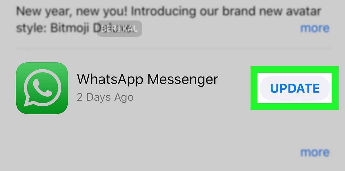 cara memperbarui aplikasi whatsapp
