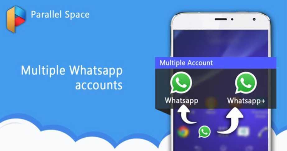cara mengganti tema whatsapp dengan parallel space