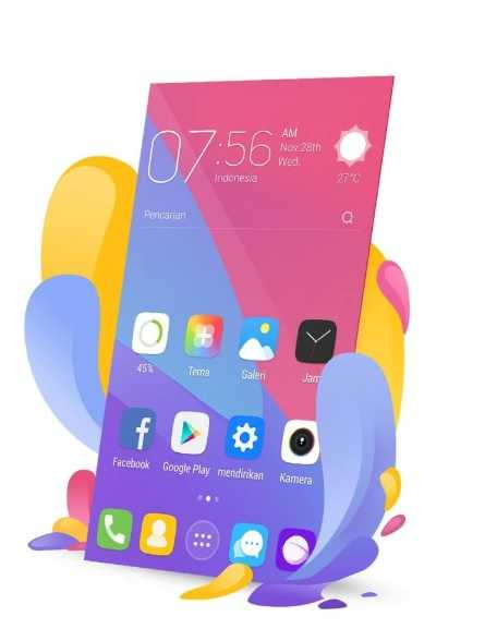 Download tema android keren