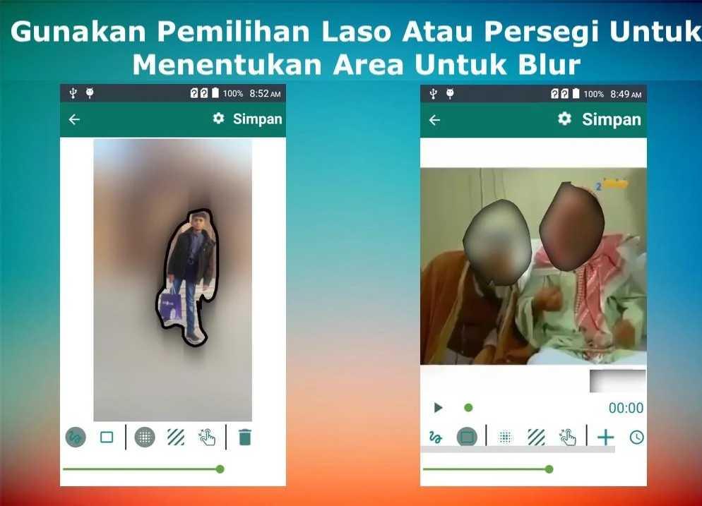 aplikasi blur video