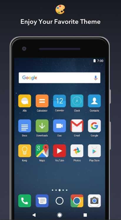 aplikasi tema menu