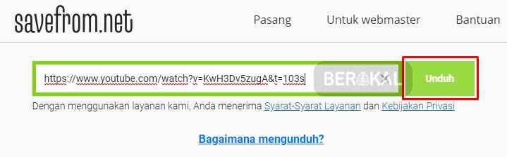 download video youtube gratis