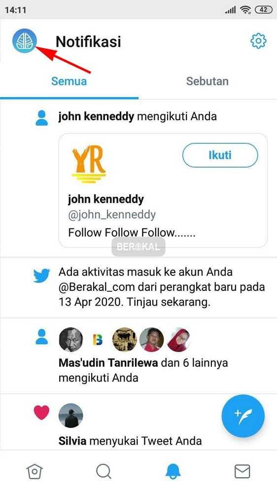 cara menghapus followers twitter tanpa block