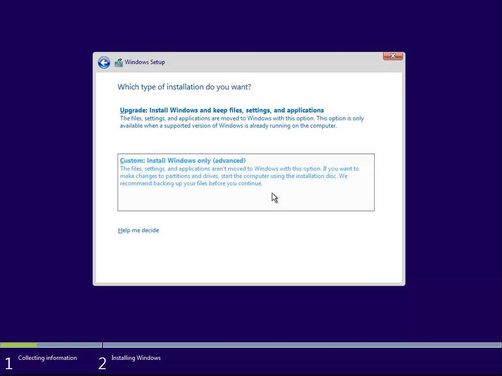 cara install ulang windows 10 dengan flashdisk