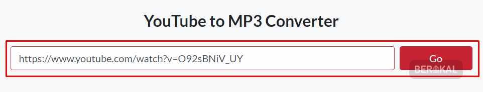 convert mp3 dari youtube