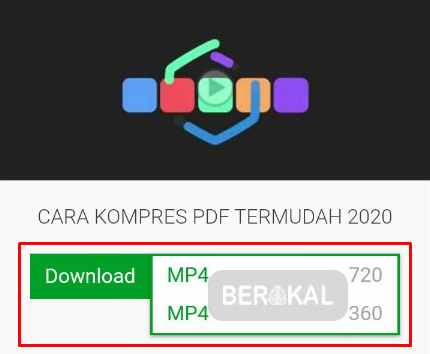 download video youtube online di android