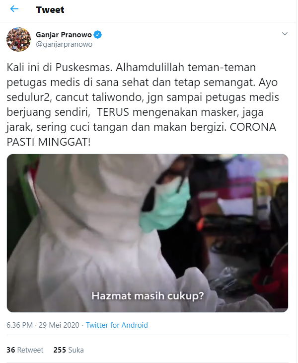 Video di Twitter