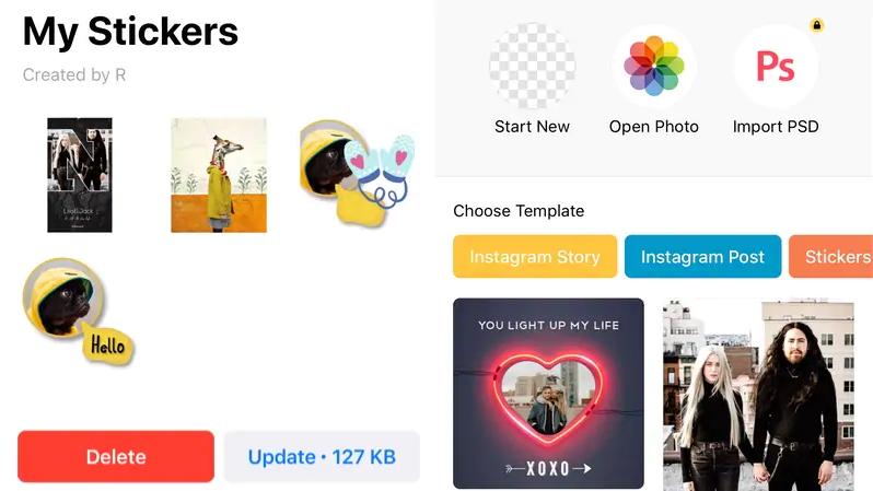 Cara Membuat Stiker WhatsApp di iPhone