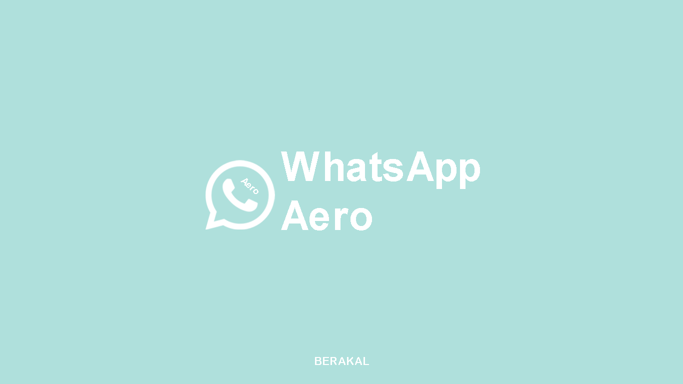 WhatsApp Aero