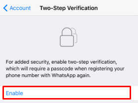 cara mengunci aplikasi wa di iphone