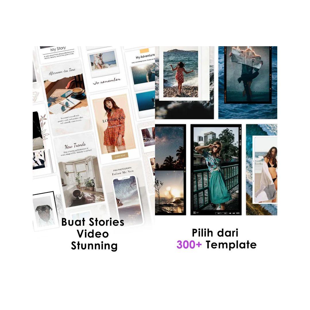 cara membuat story instagram lebih dari satu