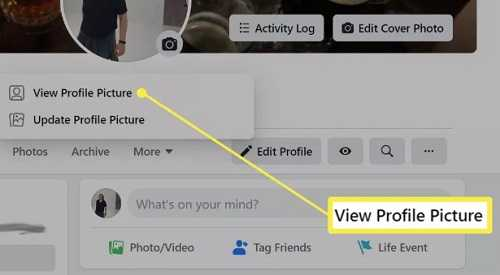 cara menghapus foto di facebook orang lain