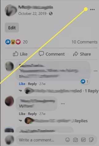 cara menghapus foto tentang anda di facebook