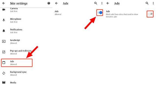 cara menonaktifkan iklan di google chrome