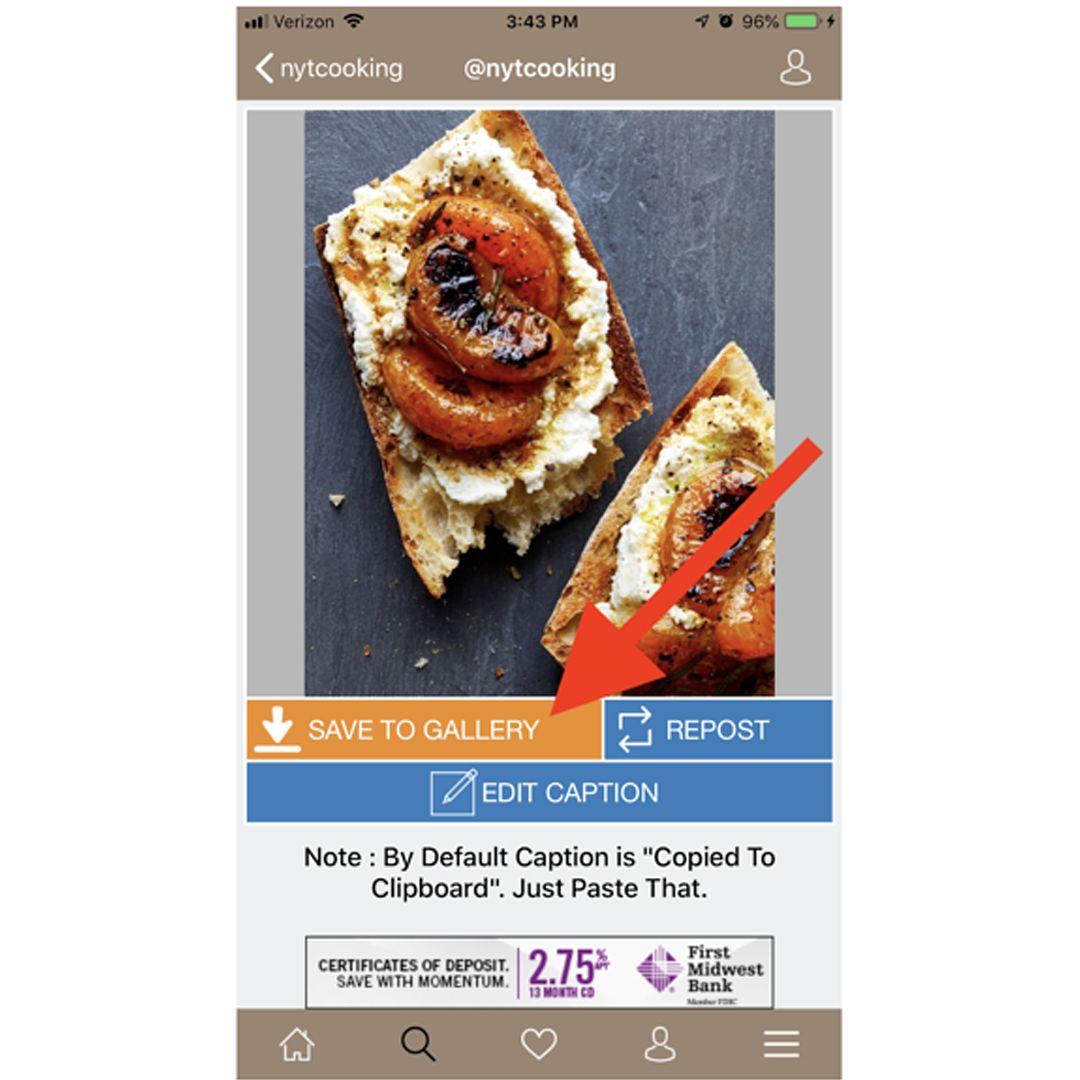 cara menyimpan video dari instagram ke galeri tanpa aplikasi