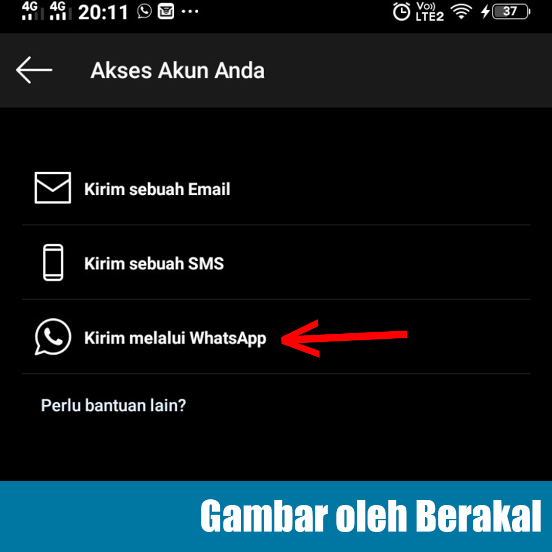 kirim melalui WhatsApp