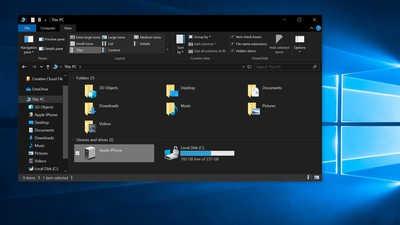 cara memindahkan foto dari iphone ke laptop windows