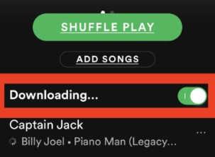 download lagu di spotify iphone