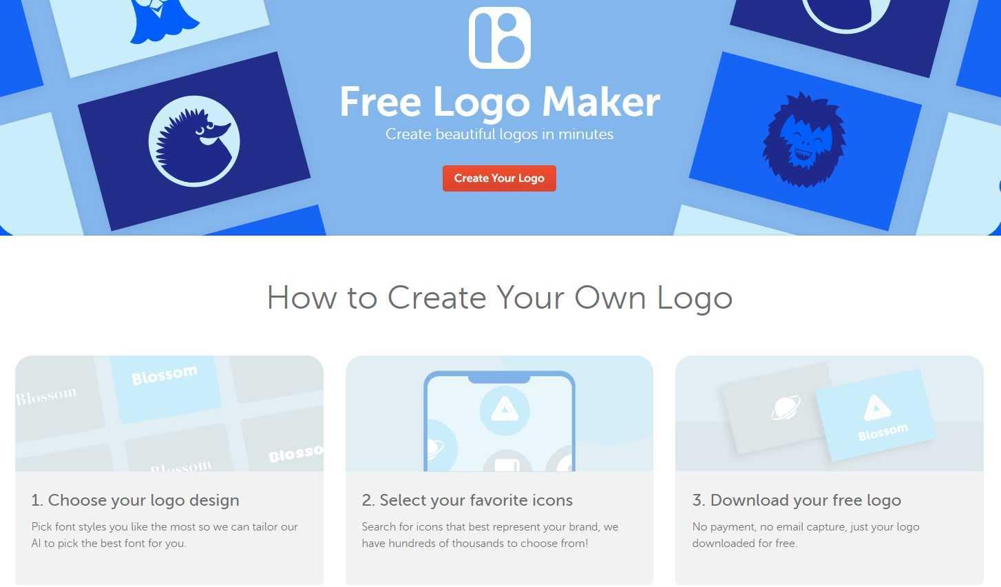 membuat logo gratis