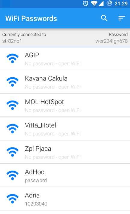 mengatasi lupa password wifi hp