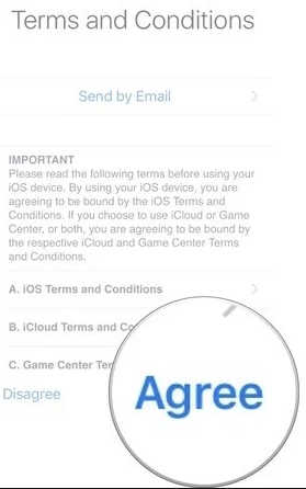 syarat dan ketentuan akun apple id