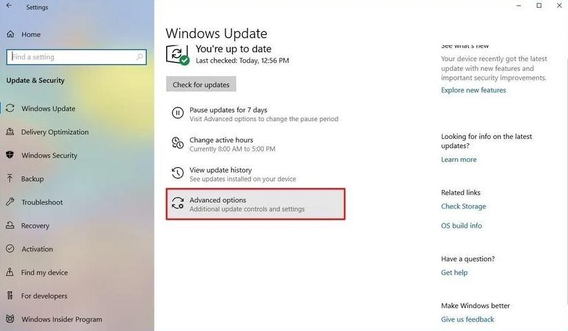 cara menonaktifkan auto update windows 10