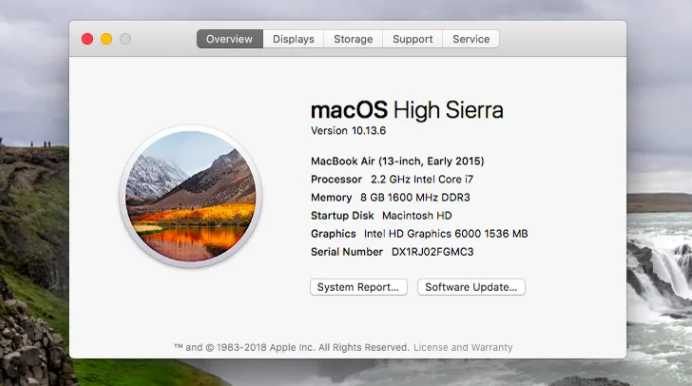 Cara Cek RAM Mac