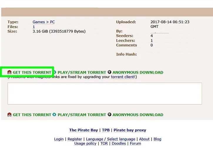 buka file torrent