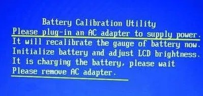 cara kalibrasi baterai laptop asus
