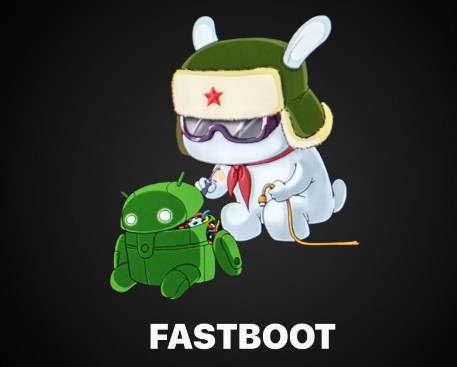 masuk fastboot mode