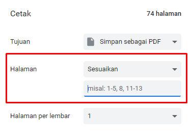 memisahkan file pdf di chrome
