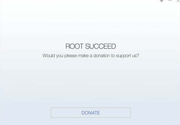 Kingo root PC