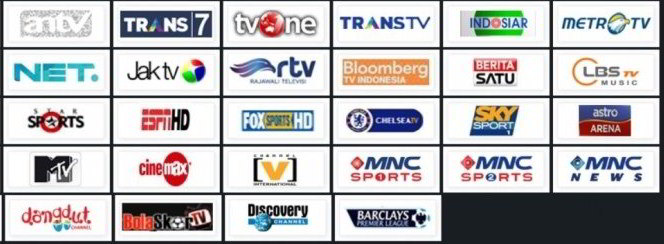 web resmi stasiun TV