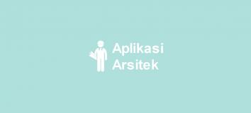 Aplikasi Arsitek