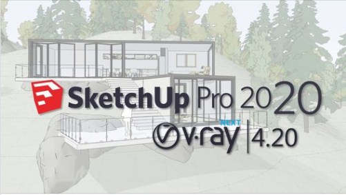 Aplikasi desain furniture Sketchup