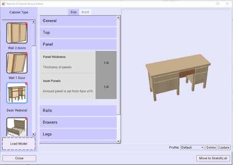 SketchList app for PC