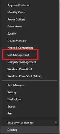 cara mengatasi flashdisk tidak terbaca di disk management