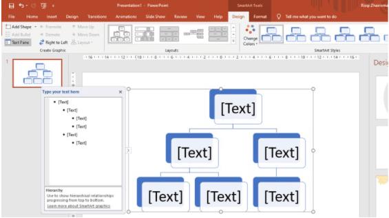 Cara Membuat Struktur Organisasi dengan PowerPoint