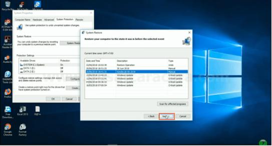 cara repair windows 10 tanpa install ulang