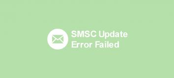 Cara Mengatasi SMSC Update Error