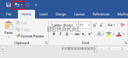 kenapa error bookmark not defined