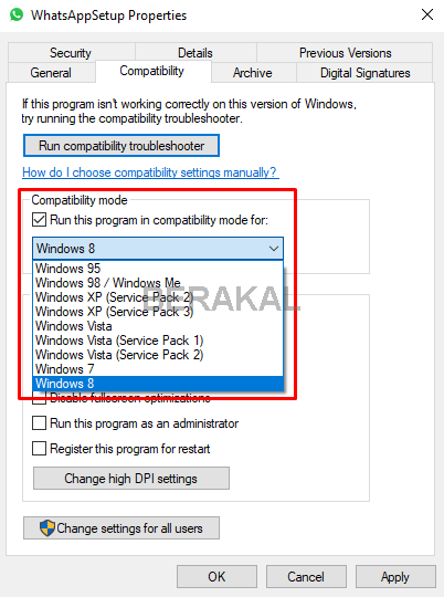 tidak bisa melakukan install aplikasi