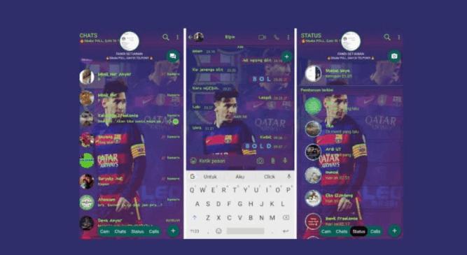 tema whatsapp barcelona